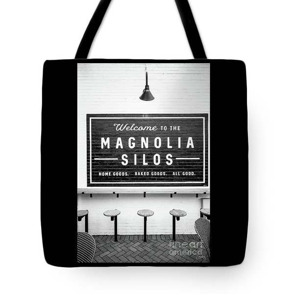 Magnolia Silos Baking Co. Tote Bag