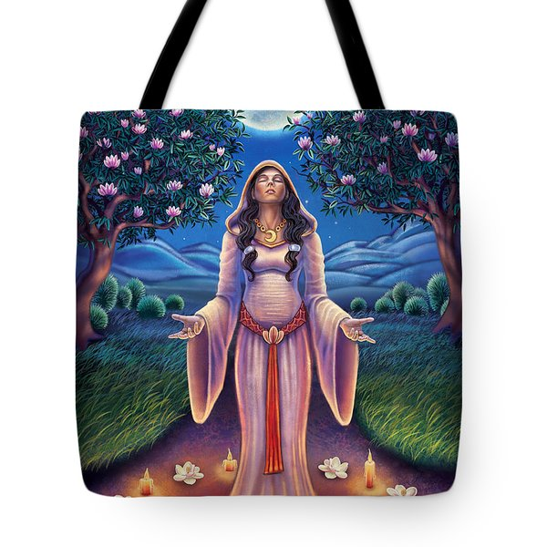 Magnolia - Stand In Your Power Tote Bag