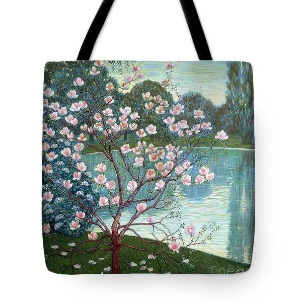 Magnolia Tote Bag by Wilhelm List