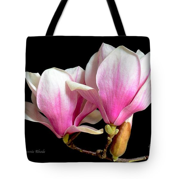 Magnolias In Spring Bloom Tote Bag