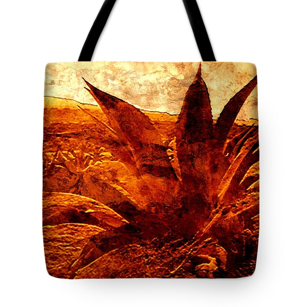 Maguey Agave Tote Bag