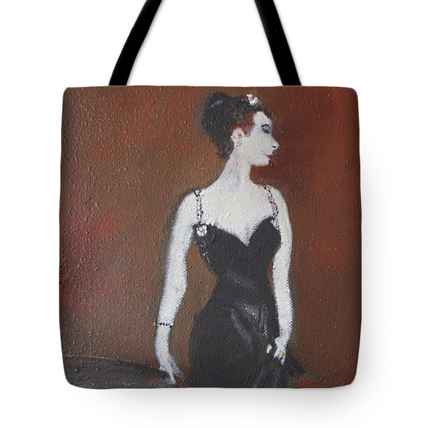 Mah Lady Tote Bag by Gary Smith