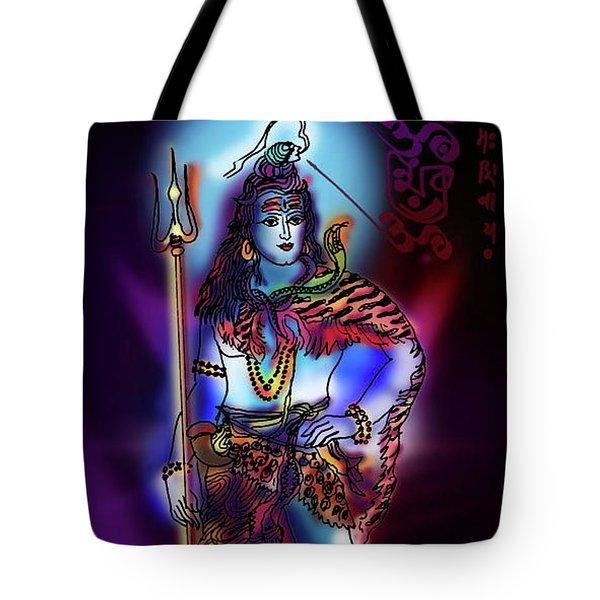 Maheshvara Sadashiva Tote Bag