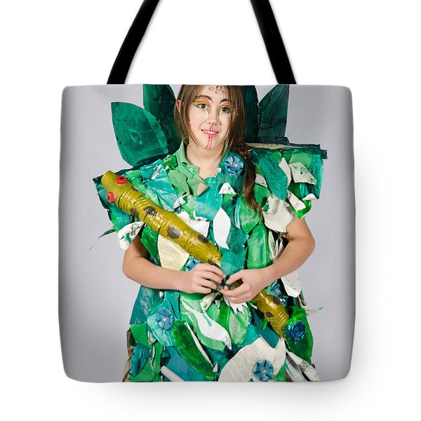 Mahko In The Jungle Book Tote Bag