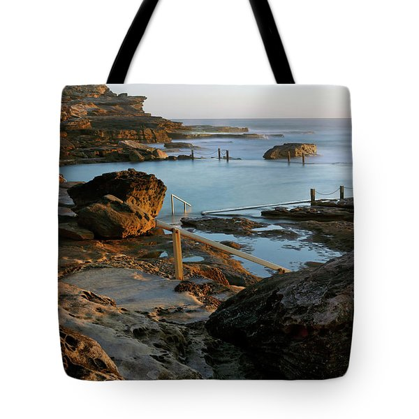 Mahon Pool Tote Bag