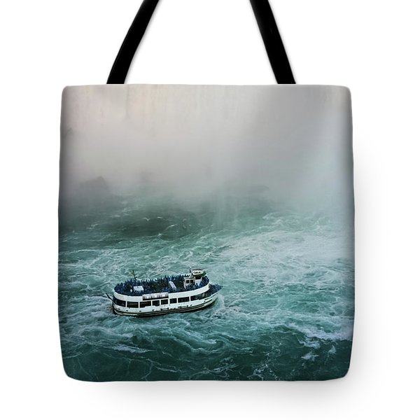 Maid Of The Mist -  Tote Bag