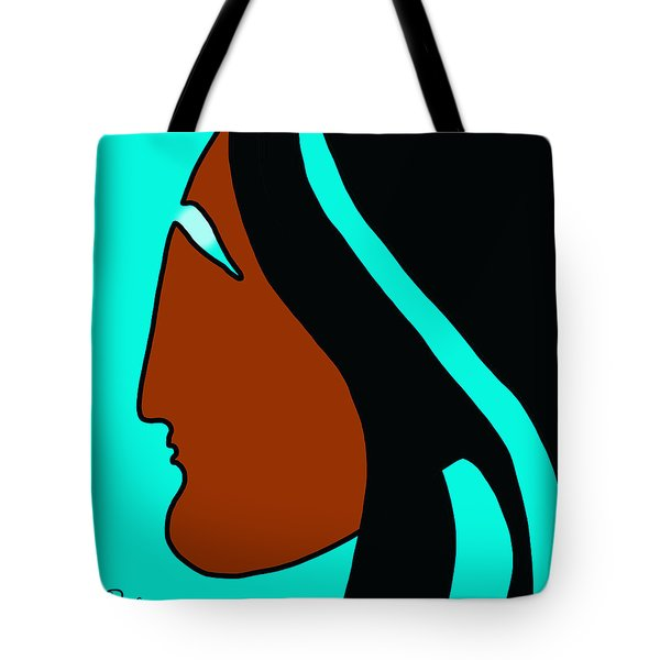 Maiden 2 Tote Bag