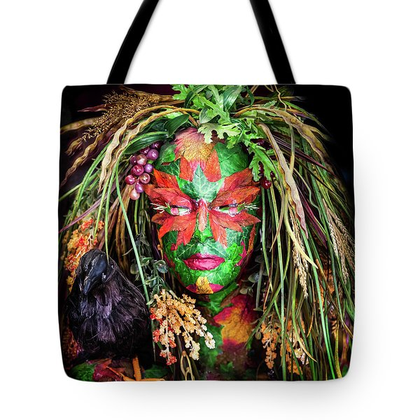 Maiden Of Earth Tote Bag
