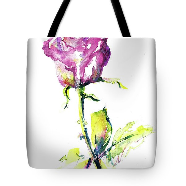 Maiden Rose Tote Bag