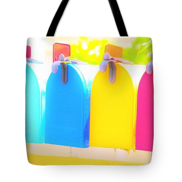 Mail For You Tote Bag