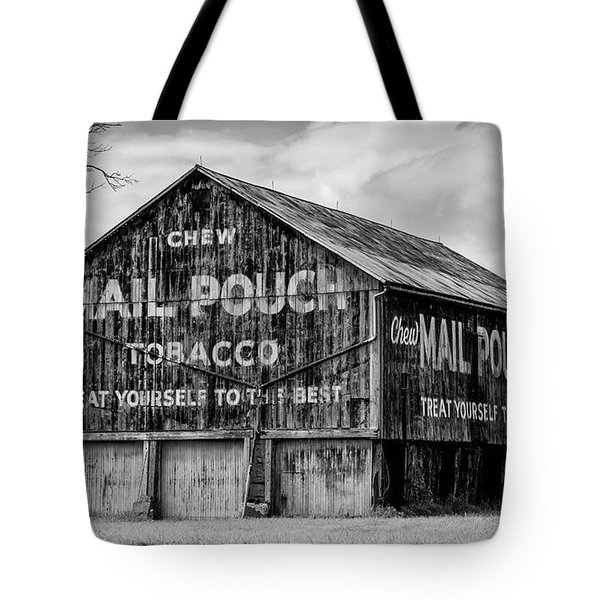 Mail Pouch Barn - Us 30 #1 Tote Bag