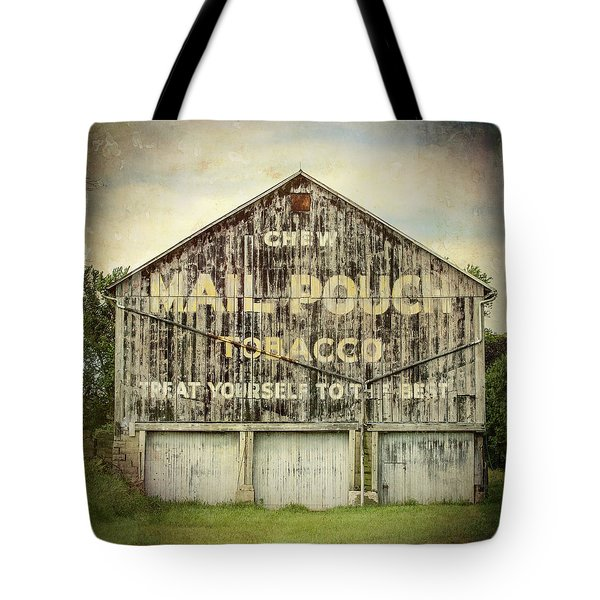 Mail Pouch Barn - Us 30 #7 Tote Bag