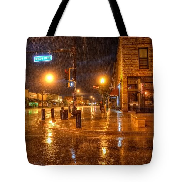 Main And Hudson Tote Bag