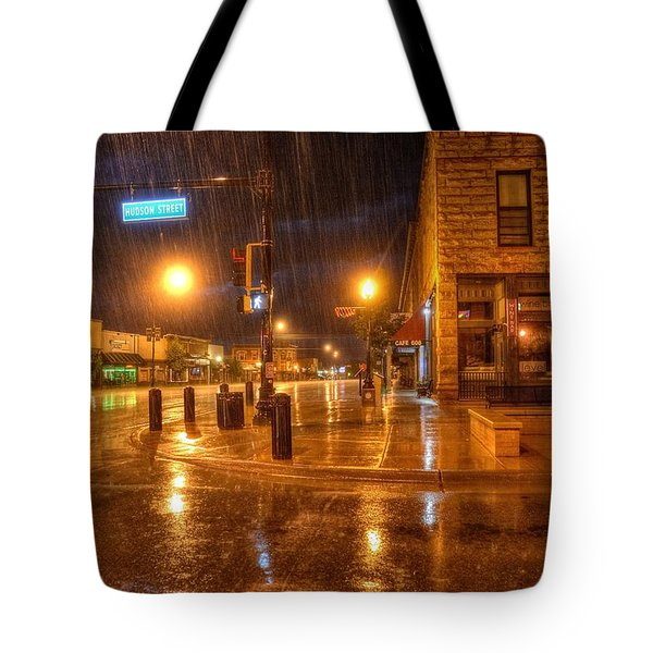 Main And Hudson Tote Bag