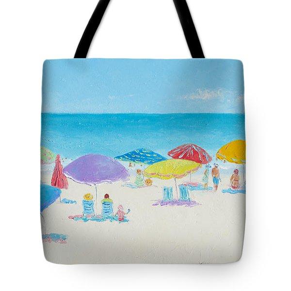 Main Beach East Hampton  Tote Bag