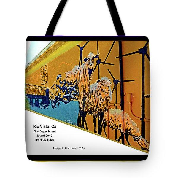 Main Street -  Nick Stiles Tote Bag