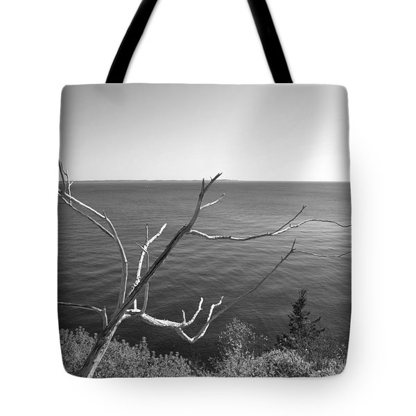 Tote Bag featuring the photograph Maine Coastline by Corinne Rhode