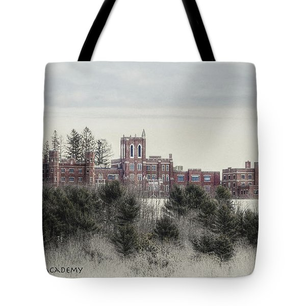 Maine Criminal Justice Academy Tote Bag