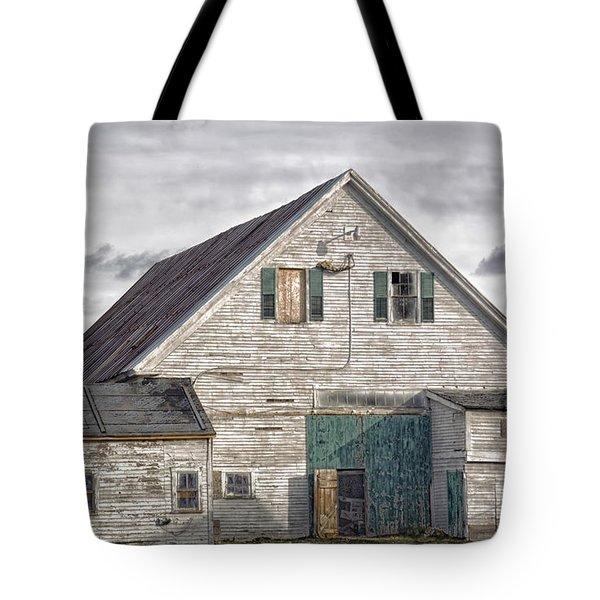 Maine Farm Barn Tote Bag