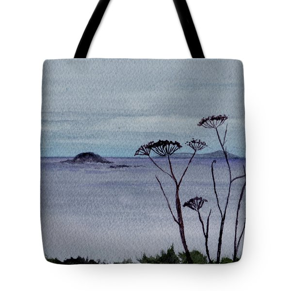 Maine Moody Distance Tote Bag