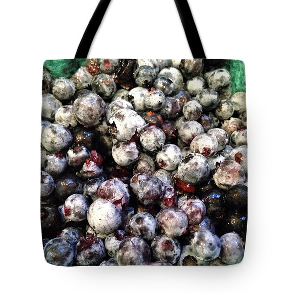 Tote Bag featuring the photograph Maine Pearls by Olivier Calas