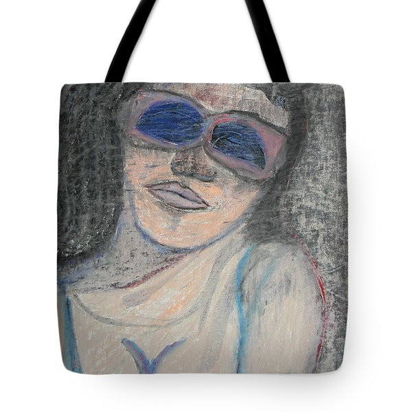 Maine Woman Tote Bag