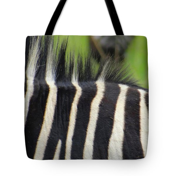 Mainly Mane Tote Bag