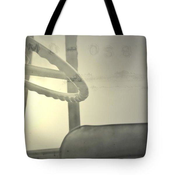 Tote Bag featuring the photograph Maintenance  by Mark Ross