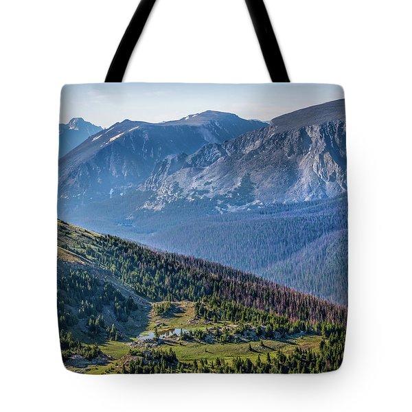 Majestic America Tote Bag