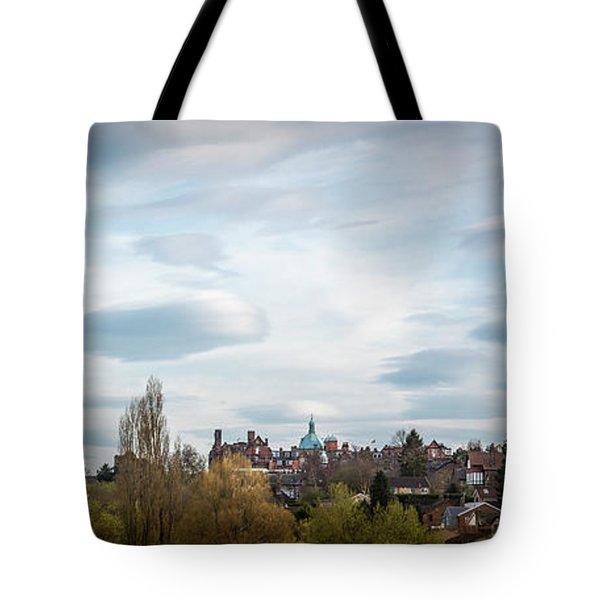Majestic Cloud 1 Tote Bag