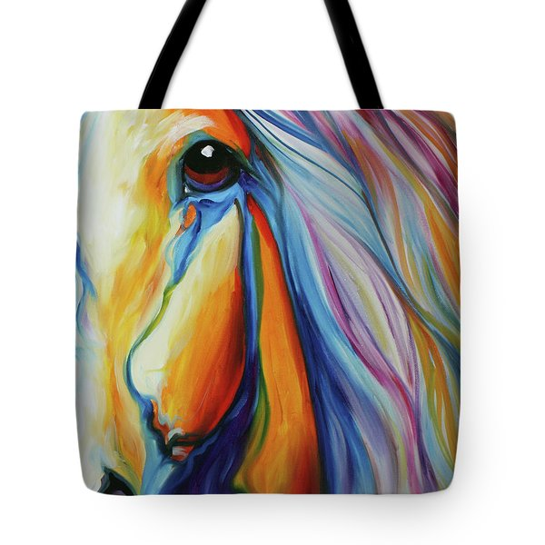 Majestic Equine 2016 Tote Bag