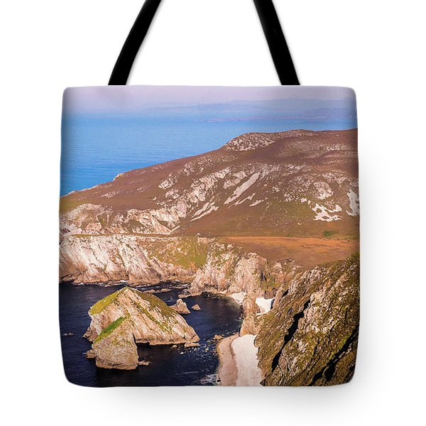 Majestic Glenlough - County Donegal, Ireland Tote Bag