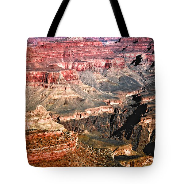 Majestic Grand Canyon Tote Bag