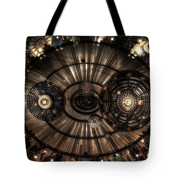 Majestic Heavens Tote Bag