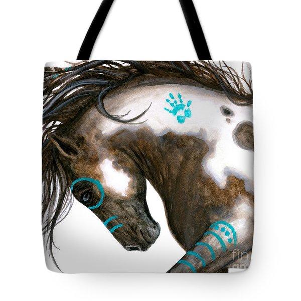Majestic Horse #151 Tote Bag