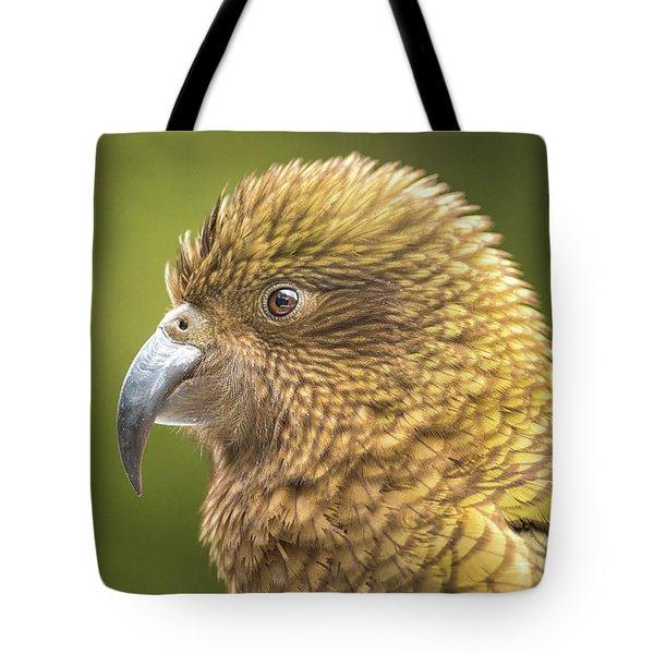 Kea Portrait Tote Bag