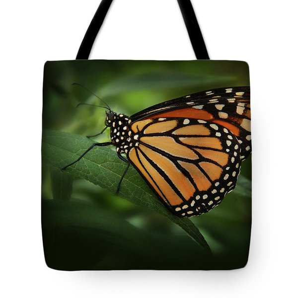 Majestic Monarch Tote Bag