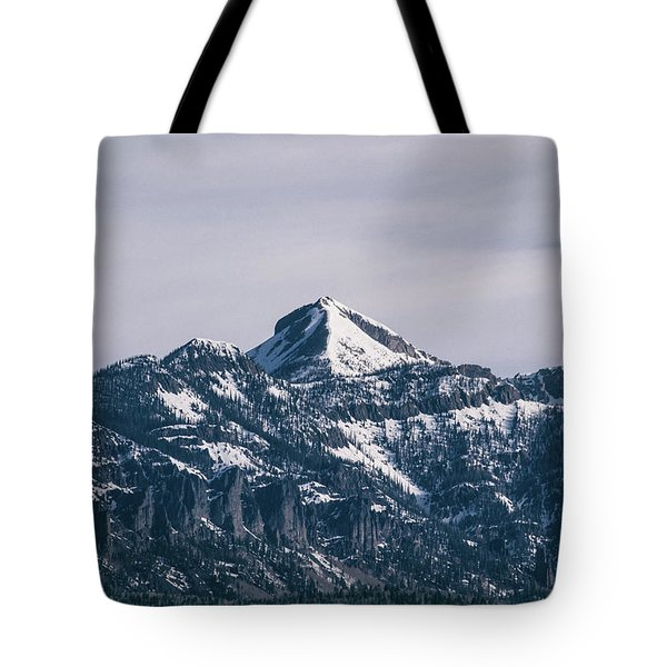 Majestic Morning On Pagosa Peak Tote Bag