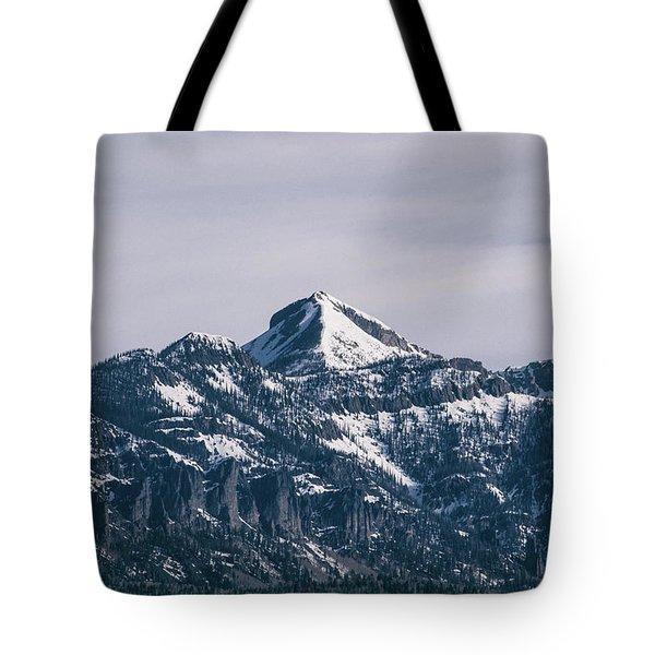 Majestic Morning On Pagosa Peak Tote Bag
