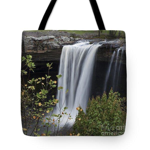 Majestic Noccalula Falls Tote Bag