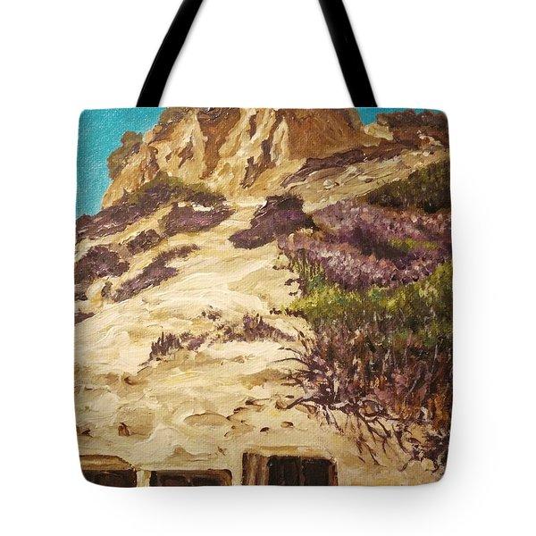 Majestic Rocks Tote Bag