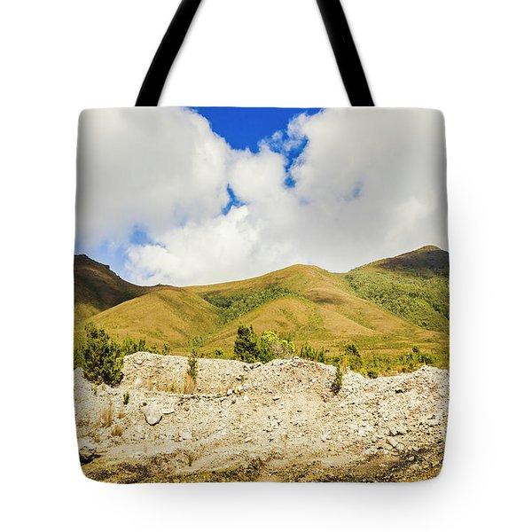 Majestic Rugged Australia Landscape  Tote Bag
