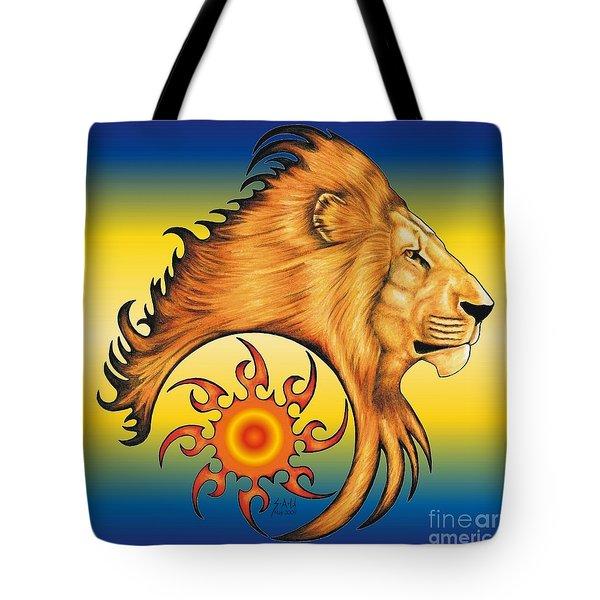 Majestic Soul Tote Bag