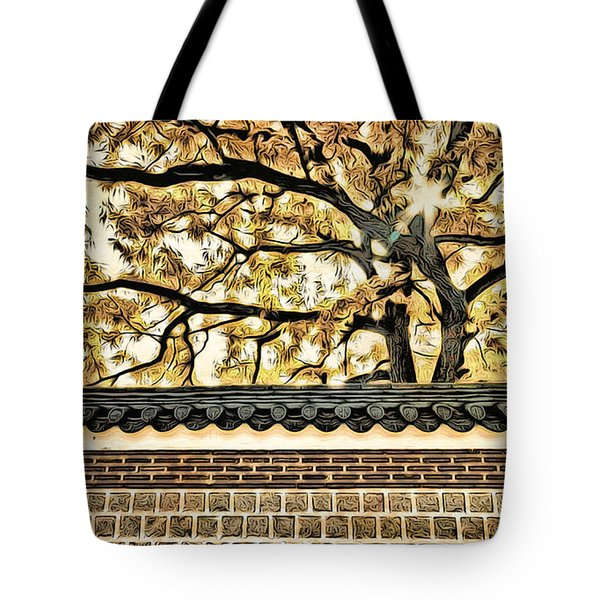 Majestic Tree Tote Bag