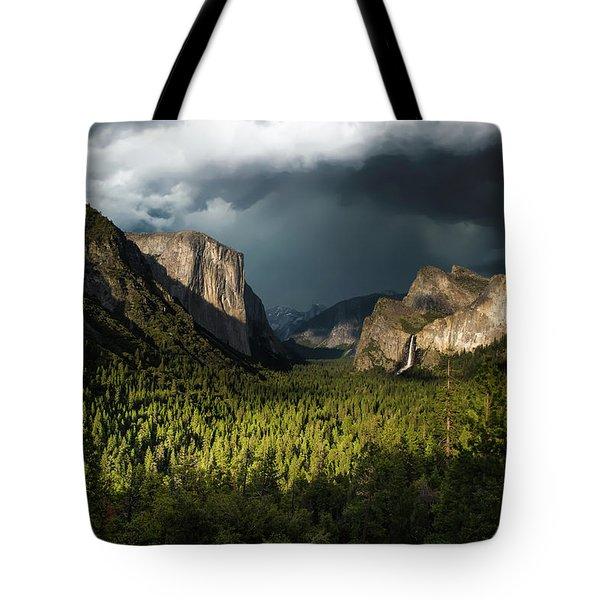 Majestic Yosemite National Park Tote Bag