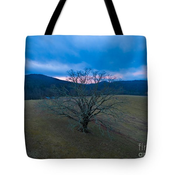 Majestical Tree Tote Bag