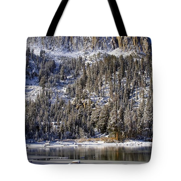 Majestically Cool Tote Bag by Chris Brannen