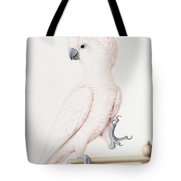 Major Mitchell's Cockatoo Tote Bag by Nicolas Robert
