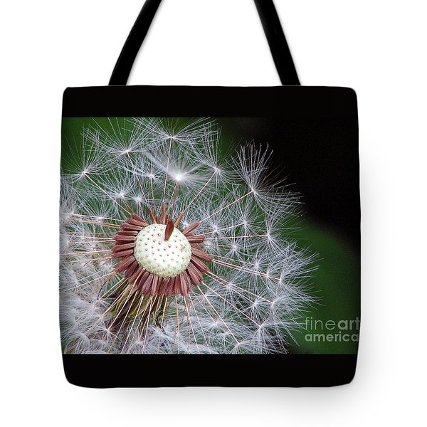 Make A Wish Tote Bag by Chris Anderson