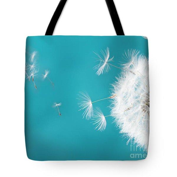 Make A Wish II Tote Bag by Anastasy Yarmolovich